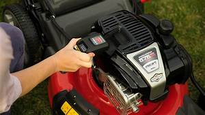 Electric Start Lawn Mower Innovations