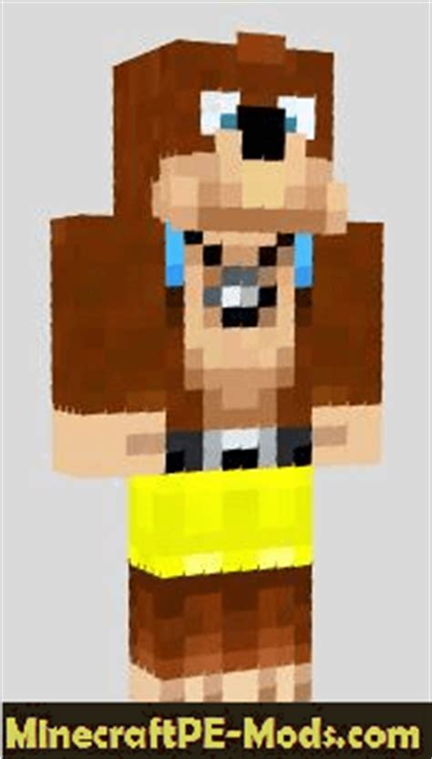 nintendo character skins pack  minecraft pe