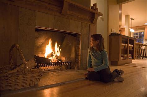 comment arreter  feu de cheminee