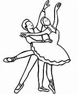 Pareja Dibujos Colorear Imagui Guardado Desde Danza sketch template
