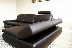 Living room u shaped grey leather sectional sofas with for U shaped sectional sofa with recliners