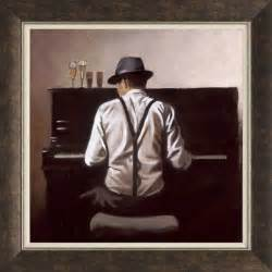 Piano Man Painting Artist