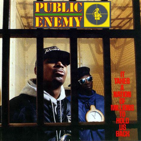 Top 102 Albums⁺ No 39 It Takes A Nation Of Millions To