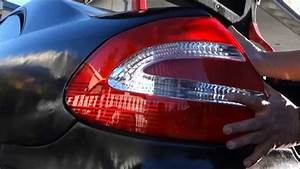 How To Install Replace Tail Light