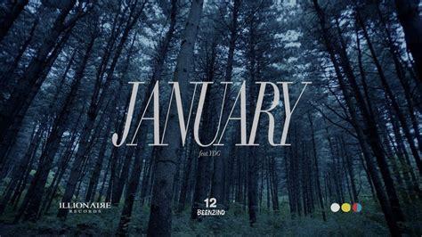 January (feat. Ydg) [m/v]
