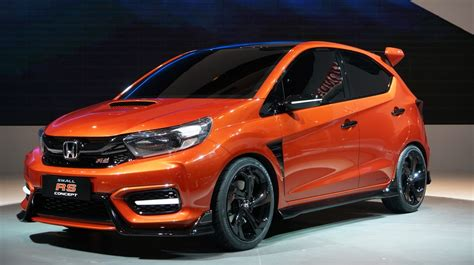 honda small rs concept  indonesias solution   tiny civic type  top speed