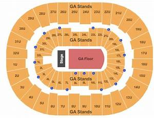 Legacy Arena At The BJCC Tickets Seating Charts And