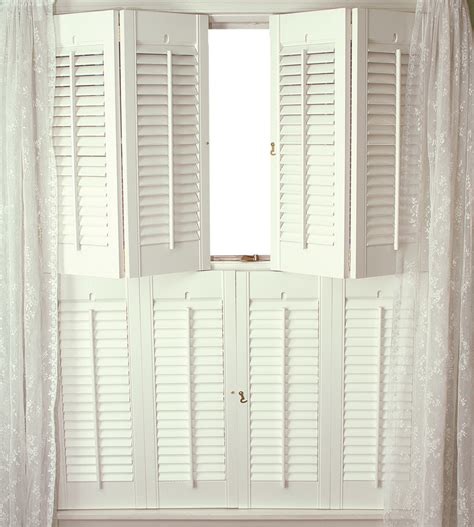 interior wood shutters southern shutter company interior easy fit shutter sets