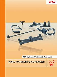 Wire Harness Fasteners Engl