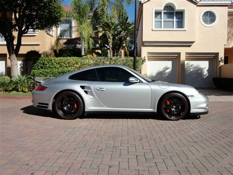 911 Turbo For Sale by 2007 Porsche 911 Turbo For Sale Silver