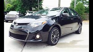 2014  2015 Toyota Corolla S Plus Exhaust  Start Up And In