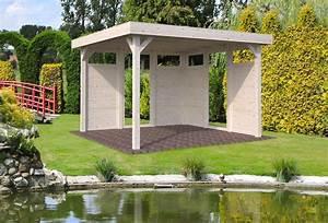 Grill Pavillon Holz : gartenlaube grilllaube und pavillon aus holz offen gazebo star kaufen ~ Whattoseeinmadrid.com Haus und Dekorationen