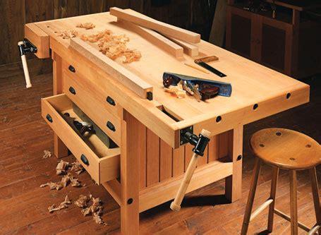 cabinetmakers workbench woodsmith plans