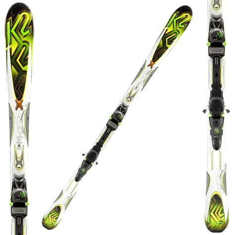 K2 Rictor Ski System with Bindings