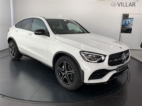 vehiculo mercedes benz glc   matic coupe amg