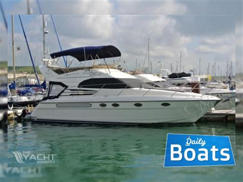 Fantom Boat Works by Fairline Phantom 40 For Sale Daily Boats Buy Review