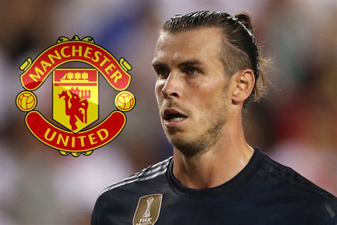Man Utd 'interested' in Gareth Bale transfer while ...