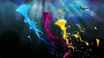 Colorful Wallpapers Backgrounds Background Desktop Rainbow Awesome