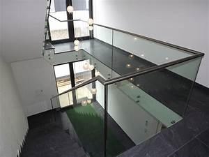Treppengeländer Mit Glas : ma gefertigtes treppengel nder aus glas meitinger glas m nchen garching ~ Markanthonyermac.com Haus und Dekorationen