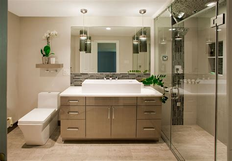 Bathrooms Design by Contemporary Bathrooms Designs Remodeling Htrenovations