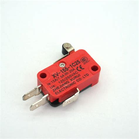 5155 1c25 Spdt Nonc Micro Switch Short Roller Lever