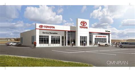 Toyota Car Dealership by New Toyota Dealership Calls Temiskaming Shores Home