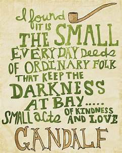 Quotes About Co... Gandalf Wizard Quotes