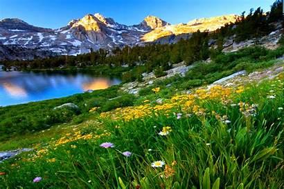 Spring Desktop Wallpapers Nexus Mountain Background Wallpapersafari
