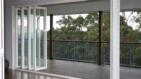 sliding door blinds aluminium folding door genesis capral