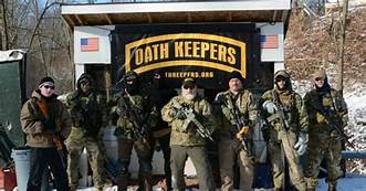 Oath Keepers leader charged