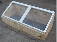 How To Build Your Own DIY Cold Frame Grow Veggies Year