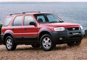 Used Ford Escape 2001