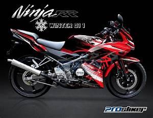 Jual Striping Kawasaki Ninja 150 Rr New Motif Grafis