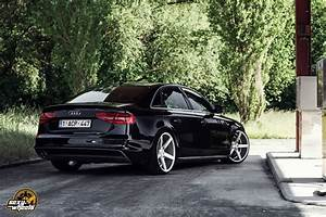 Audi A4 Tuning : cars vossen tuning wheels audi a4 sedan black wallpaper 1600x1067 679146 wallpaperup ~ Medecine-chirurgie-esthetiques.com Avis de Voitures