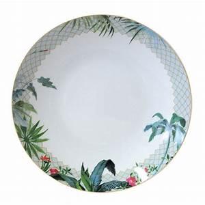 Service De Table Porcelaine : service de table porcelaine de limoges assiettes porcelaine blanche porcelaine peinte ~ Teatrodelosmanantiales.com Idées de Décoration