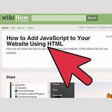 How To Write An Html Page (with Pictures) Wikihow