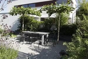 Gartengestaltung Unter Bäumen : gro z gige kiesfl chen zinsser gartengestaltung schwimmteiche und swimmingpools ~ Yasmunasinghe.com Haus und Dekorationen