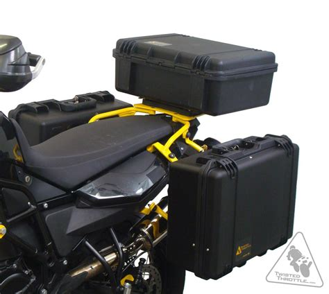 Pelican Bmw by Pelican Motorcycle Luggage System Sidecase