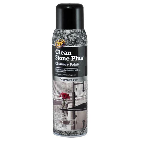 shop zep commercial cleanstone plus cleaner 19 fl oz