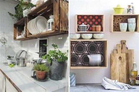 foto cajas de madera  la cocina  habitissimo