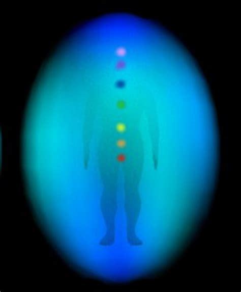 light blue aura aura chakra photos healing light center