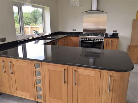 countertops types and price best black granite countertops pictures cost pros cons