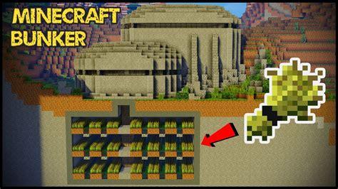 bunker  minecraft youtube