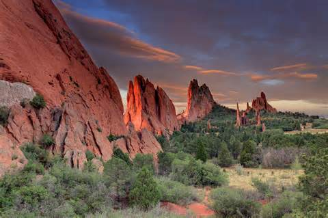 Garden Of The Gods Images by Garden Of The Gods Shannonmountainman