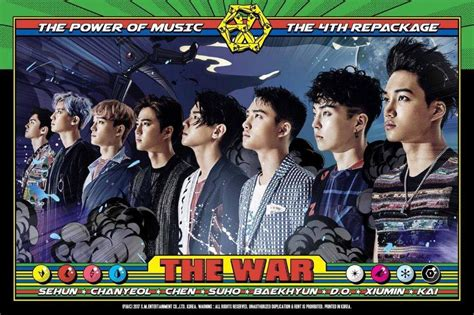 exo super power exo 4th repackage digital booklet exo 엑소 amino