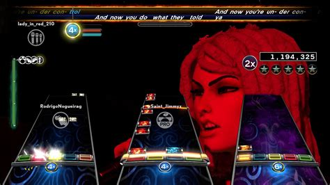 Rock Band 4 - Killing in the Name - Rage Against the ...