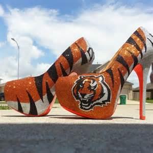 Cincinnati Bengals High Heels