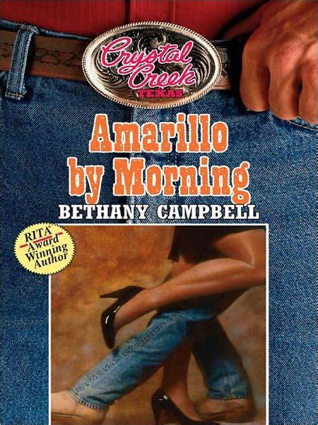 barnes and noble amarillo amarillo by morning by bethany cbell nook book ebook