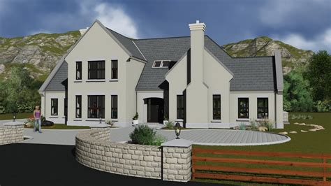 irish house plans type ts youtube