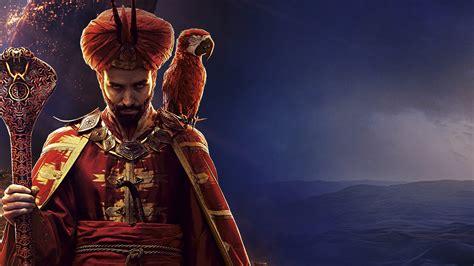 wallpaper aladdin marwan kenzari movies